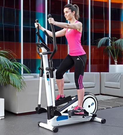 Bicicleta eliptică pentru pierderea în greutate și tonifierea umerilor și brațelor