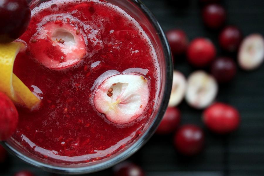 Suc de afine pentru slăbire